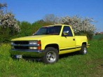 1991 Chevrolet C1500 Step Side